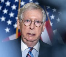 """McConnell says he's """"100%"""" focused on stopping Biden admin"""