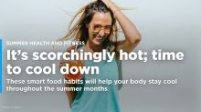 These smart food habits will help your body stay cool throughout the summer months