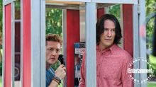 Get a most excellent first look at Keanu Reeves, Alex Winter in 'Bill & Ted Face the Music'