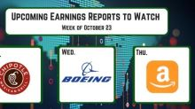 Upcoming Earnings Reports to Watch: CMG, BA, AMZN