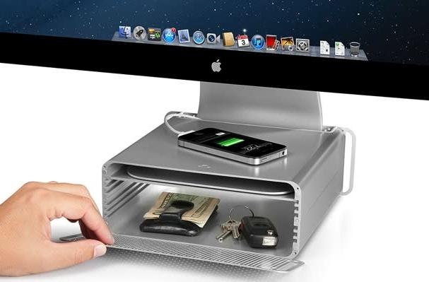 Twelve South HiRise takes iMacs and Apple displays to new heights, tidies up in the process