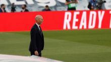 """Zidane: """"No hay explicación, hay que asumir la derrota"""""""