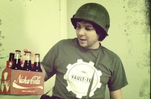 Refresh yourself with a DIY Nuka-Cola six pack