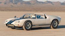 全球唯一 1965 年樣式 Ford GT40 Roadster 原型車即將展開拍賣