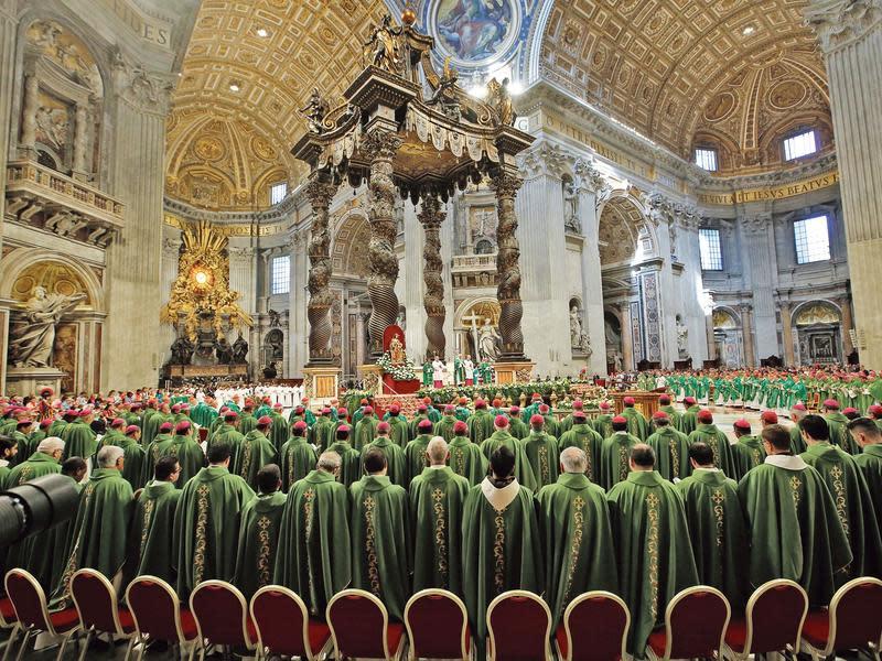 Mariage des prêtres «Il est temps que l\u0027Église catholique