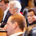 Philippine senators ask Duterte to disclose China energy plan