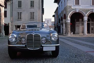 Maserati慶祝A6G 2000誕生70週年!
