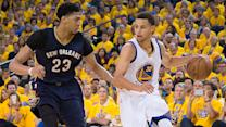Warriors-Pelicans Game 2 Recap