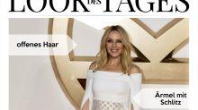 Look des Tages: Kylie Minogue in Weiß