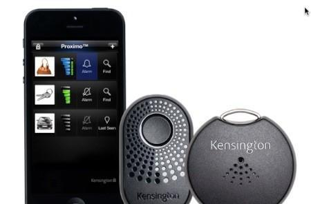 CES 2013: Kensington offers a tracking solution with the Proximo Tag Kit