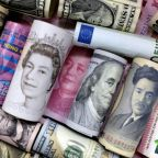 Yen weakens, Aussie outperforms as risk sentiment improves