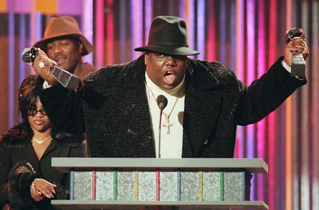 The Notorious B.I.G. might be going on tour in hologram form