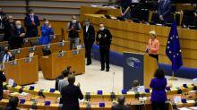Presidente da Comissão Europeia pede a construção da UE da saúde contra a pandemia