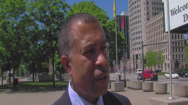 One-on-one with Detroit's new police chief James Craig