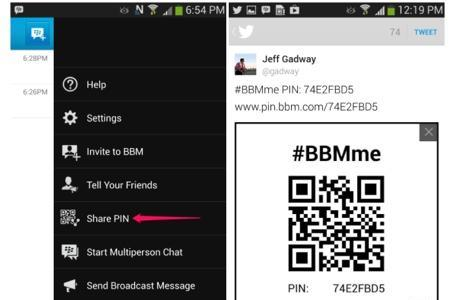 BlackBerry Messenger now available for iPad and iPod touch