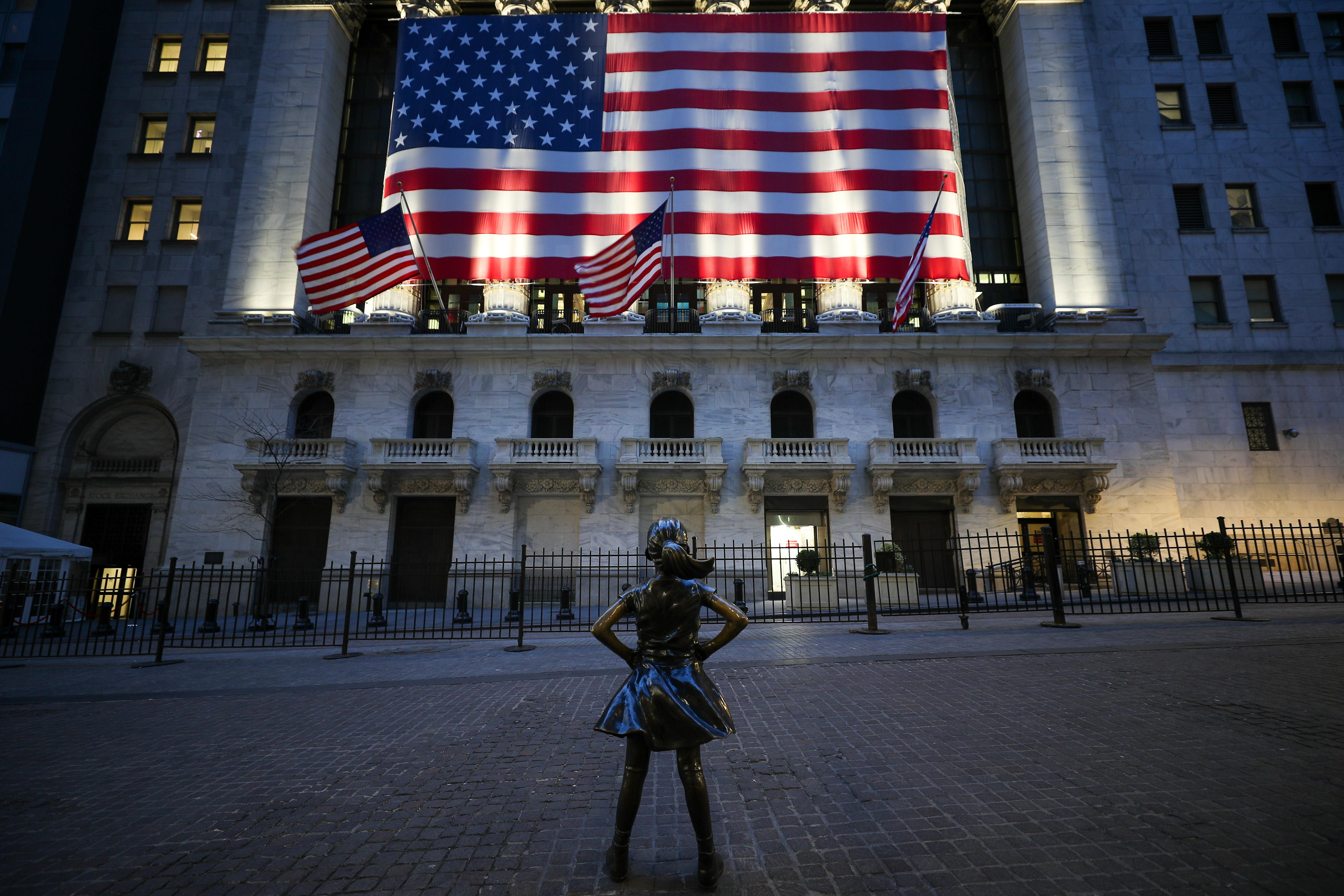 Stock futures slip after mega-rally carries Dow to best day since 1933