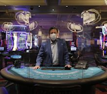 Las Vegas, slowed by coronavirus and shaken by violence, readies for reopening