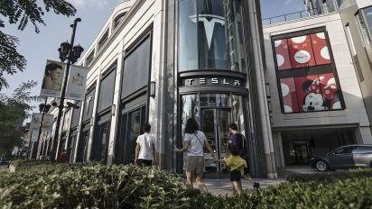Tesla reaches deal for Shanghai facility