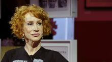 Kathy Griffin begs Obama to 'come back' to White House