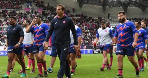 Rugby - Top 14 - SF - Gonzalo Quesada (Stade Français) : «Comment ne pas être fier...»