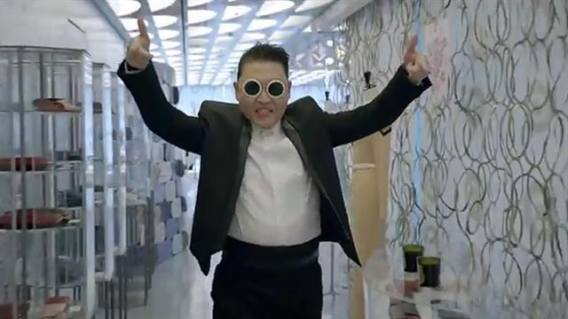 Psy's new music video for