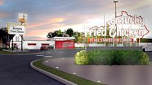 KFC to make its original location a tourist attraction