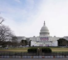 Empty streets, thousands of troops in Washington as Biden becomes U.S. president