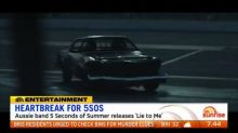 "5 Seconds of Summer release ""Lie To Me"" video"
