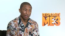 Pharrell on 'Despicable Me' Inspiration: 'I Would Have Never Written Any of These Songs' Without Movies