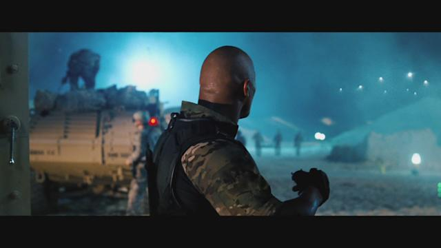 G.I. Joe Retaliation - Rock Solid Spot