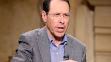AT&T CEO says Sprint and T-Mobile have 'tough hill to climb' to get merger passed by regulators
