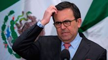 JPMorgan says bet against Mexico's stock market due to NAFTA risk