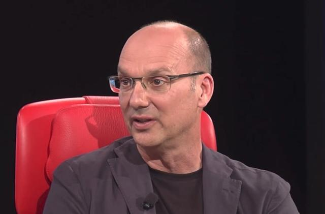 Andy Rubin's Essential is toying with the idea of smart glasses