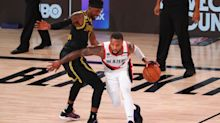 Blazers star Damian Lillard to get second MRI on knee after 'inconclusive' result