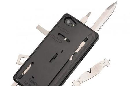 Turn your iPhone into a multitool for the ultimate survival accessory