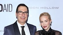 Louise Linton, Wife Of Steven Mnuchin, Voices Support For Greta Thunberg