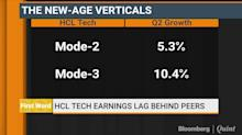 Expect Pressure In Financial Services Vertical To Continue: HCL Tech's Vijayakumar