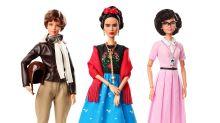 Zum Weltfrauentag: Neue Barbie-Kollektion feiert 17 weibliche Vorbilder