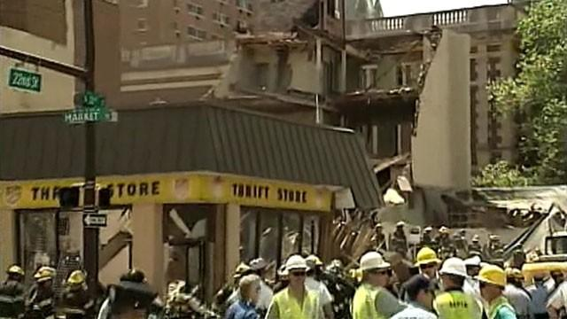 Philadelphia Building Collapse Inspector Commits Suicide