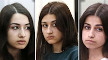 The trial that's captivated a country: Why three sisters killed their father