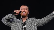 Sam Smith apologises to fans after cancelling gig