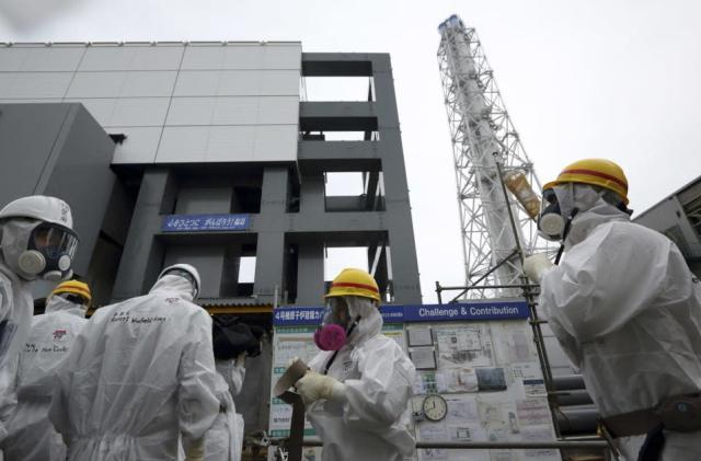 ​Fukushima nuclear reactor will get mapped with subatomic particles