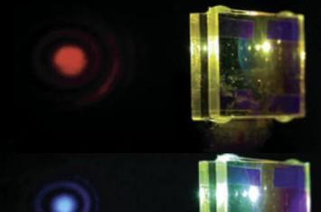 Liquid crystal lasers will light up next-gen HDTVs, your life