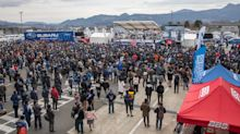 Photos of the STI Motorsports' 30th-Anniversary Gathering