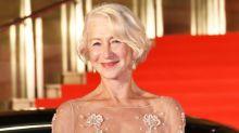 Helen Mirren Is A GODDESS In Showstopping Red Carpet Dress