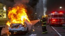 FBI use social media papertrail to charge Philadelphia protester with arson of two police cars