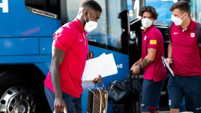 Mercato - Barcelone : Le feuilleton Samuel Umtiti a pris un gros tournant !