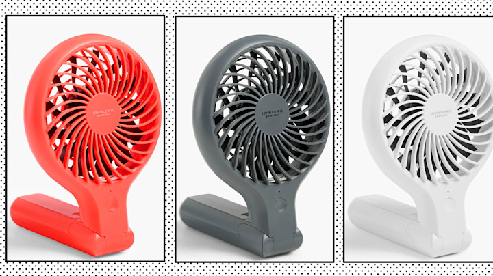 This £9 John Lewis fan is keeping hundreds cool