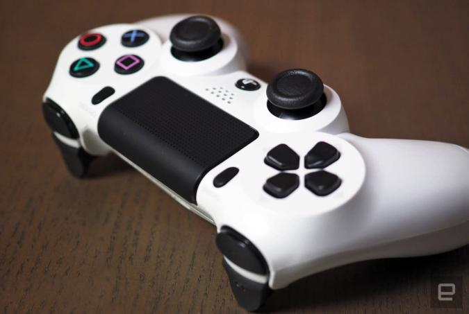 Steam now has full support for the PS4 controller