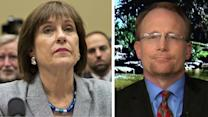 Was former Senate candidate targeted by Lois Lerner in 1996?